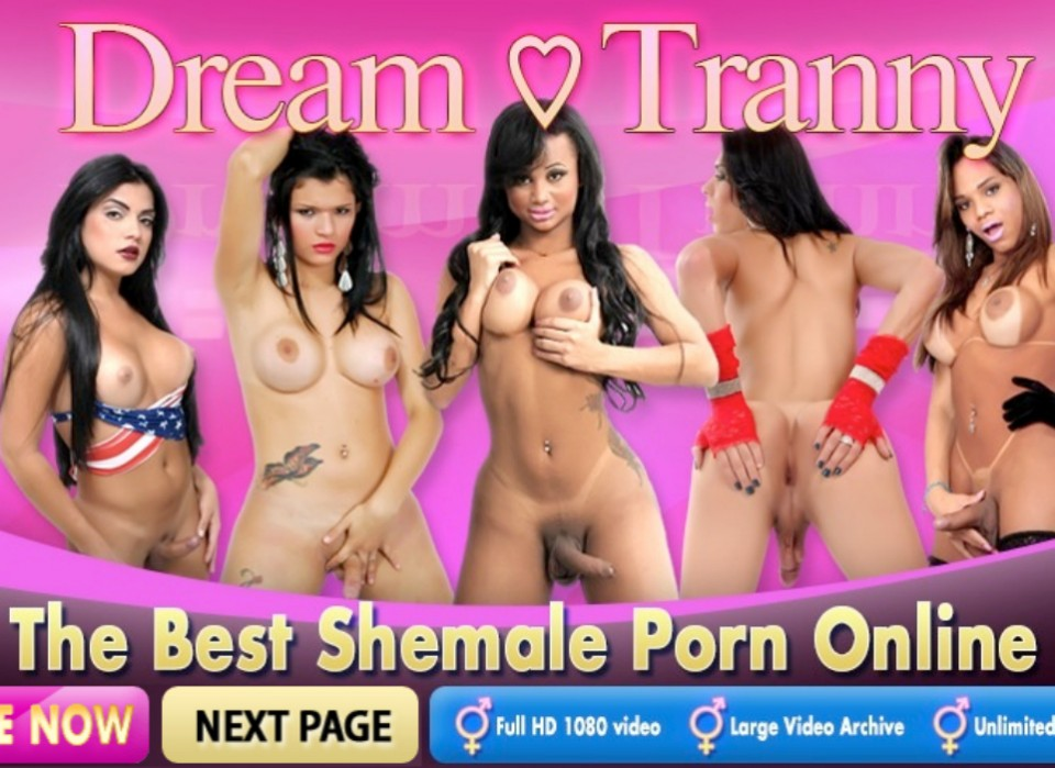 Tranny porn websites