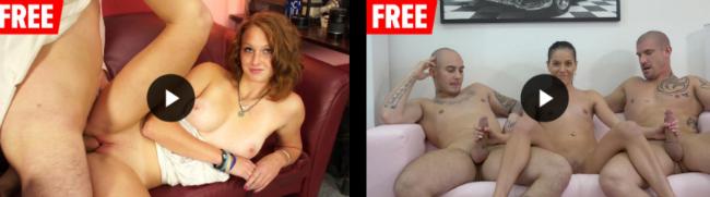 Porn CZ free tour