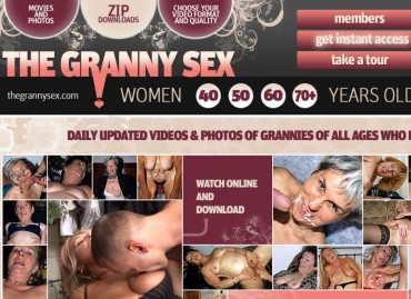 The Granny Sex