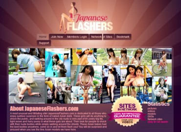 Japanese Flashers