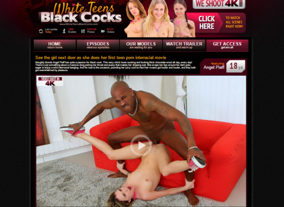 WhiteTeensBlackCocks