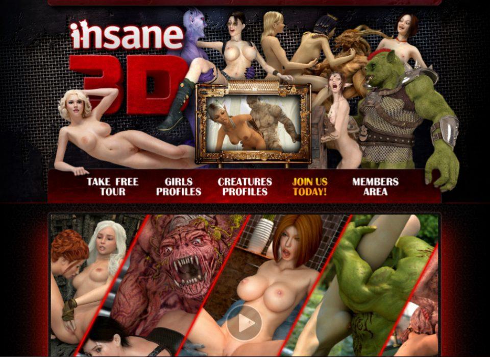 Insane3D