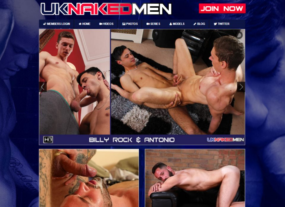 UK Naked Men