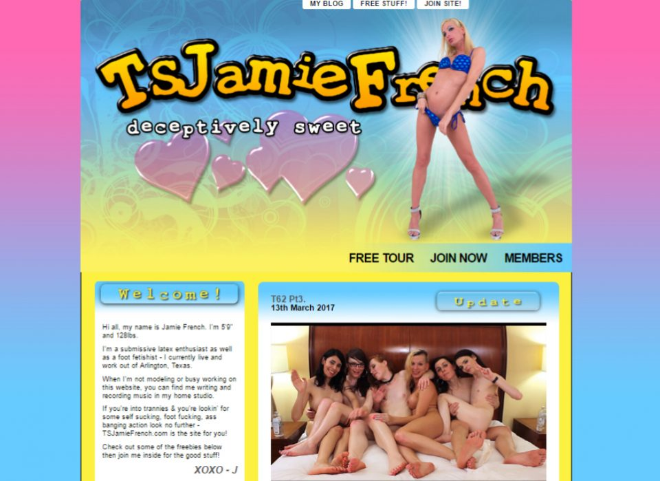 TS Jamie French