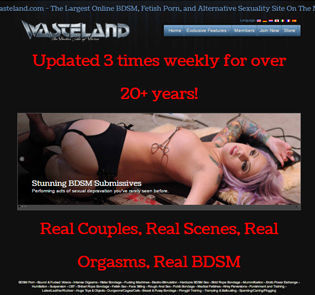Best BDSM porn site for bondage videos