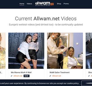 Top porn site featuring amazing CFNM content