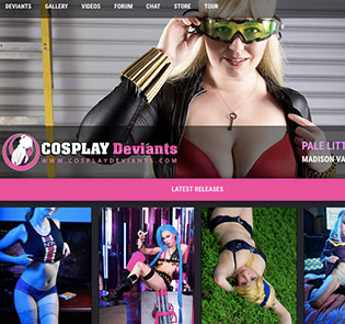 Nice adult site if you want stunning cosplay Hd porn videos