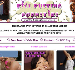 Amazing adult website if you like amazing femdom flicks