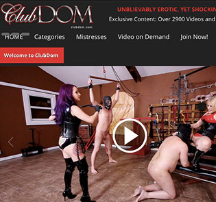 Best porn site if you're into stunning femdom flicks