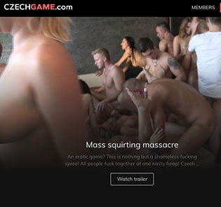Nice adult website featuring top notch czech material