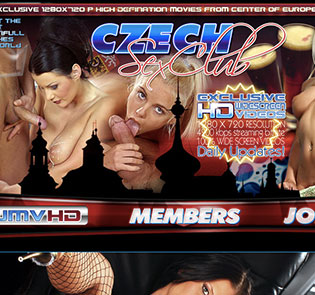 Amazing adult site if you want awesome czech content