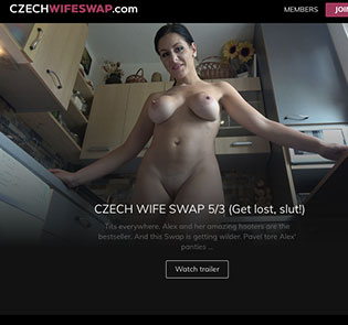 Great adult site with class-A czech flicks