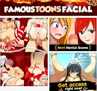 Good hentai porn site about xxx cartoons