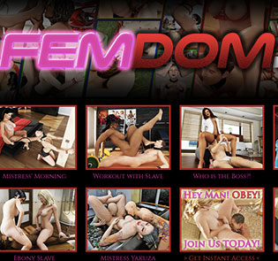 Best adult website providing top notch femdom content