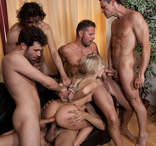 Nice porn website if you're into top notch gangbang material