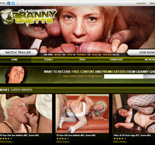 Good granny porn site if you like old women in wild action.