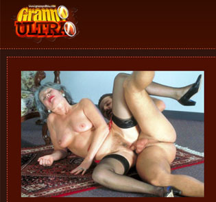 Fine granny porn site for old women in wild action