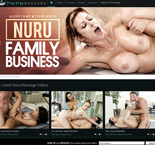 Nice porn site offering amazing massage flicks