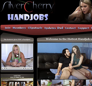 Great porn site if you're into amazing handjob HD videos