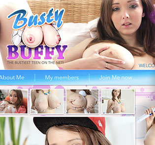 Most popular xxx website offering class-A busty pornstars quality porn