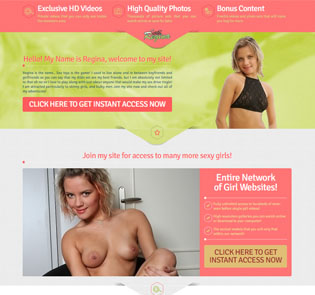 Top cute pornstar xxx site with HD content
